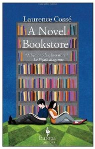 A Novel Bookstore cover
