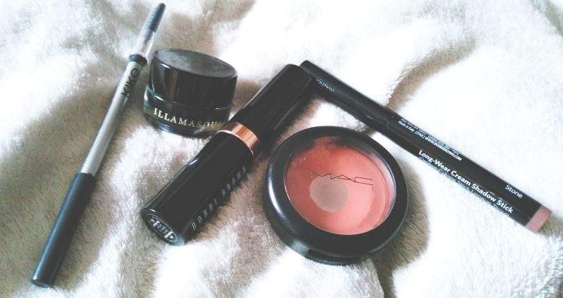 5 of my favourite make-up products