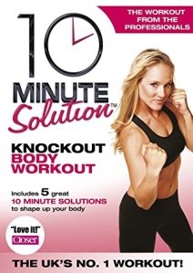 10 Minute Solution: Knockout Body Workout DVD