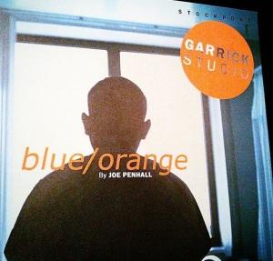 Blue/Orange flyer