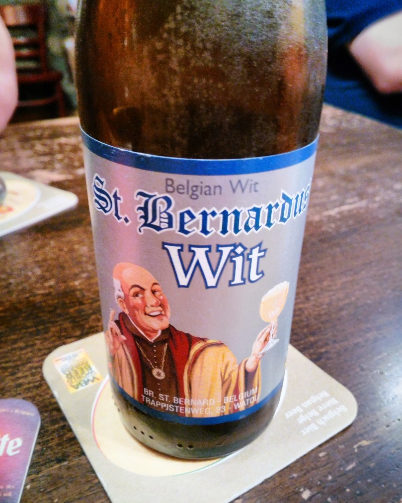Belgian Wit beer