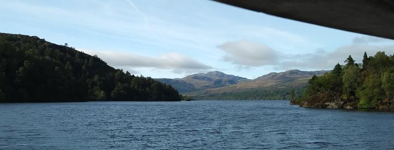 Loch katrine, Scotland.