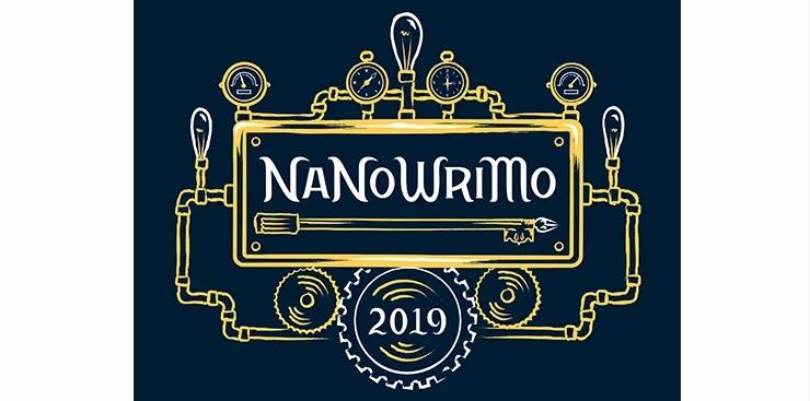 NaNoWriMo 2019.