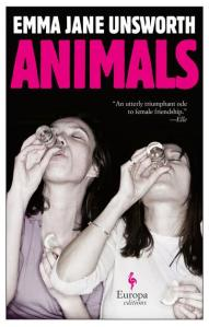 Animals by Emma Jane Unsworth.