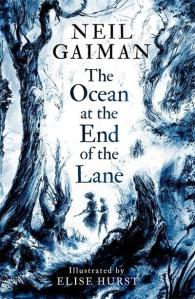 The Ocean at the End of the Lane by Neil Gaiman.