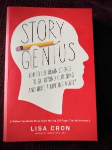 Story Genius by Lisa Cron.